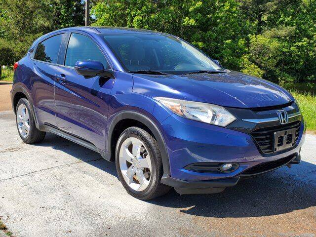 2016 Honda HR-V for sale at Southeast Autoplex in Pearl MS