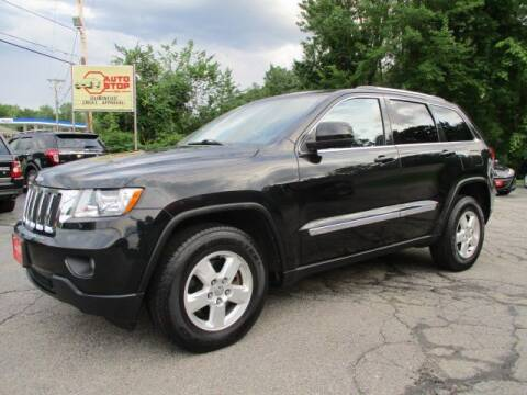 2012 Jeep Grand Cherokee for sale at AUTO STOP INC. in Pelham NH