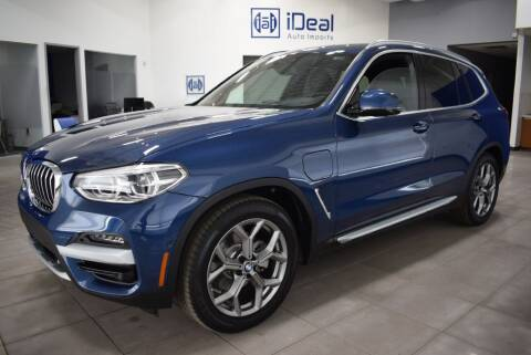 2021 BMW X3 for sale at iDeal Auto Imports in Eden Prairie MN