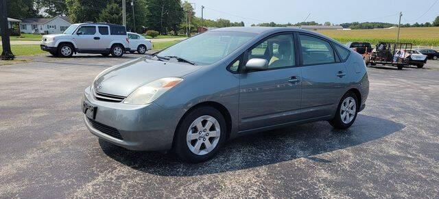 2005 Toyota Prius for sale at Biron Auto Sales LLC in Hillsboro OH