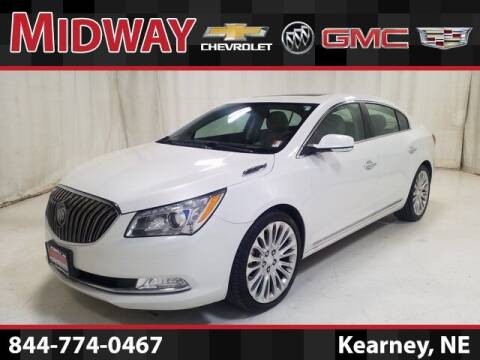 2015 Buick LaCrosse for sale at Heath Phillips in Kearney NE