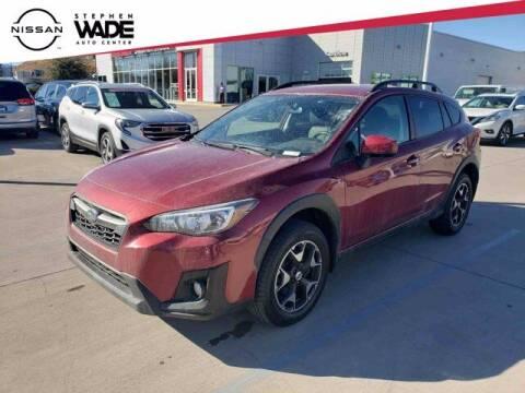 2018 Subaru Crosstrek for sale at Stephen Wade Pre-Owned Supercenter in Saint George UT