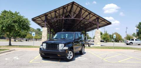 2012 Jeep Liberty for sale at D&C Motor Company LLC in Merriam KS