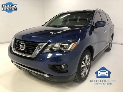 2018 Nissan Pathfinder for sale at AUTO HOUSE PHOENIX in Peoria AZ