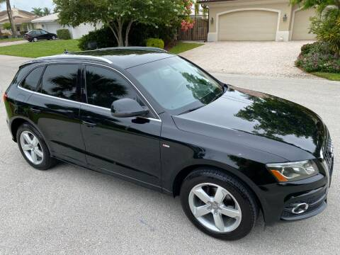 2012 Audi Q5 for sale at Exceed Auto Brokers in Lighthouse Point FL