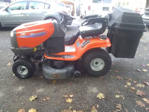 Husqvarna YTH18542 for sale at Car Guys in Kent WA
