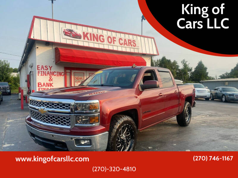 2015 Chevrolet Silverado 1500 for sale at King of Cars LLC in Bowling Green KY