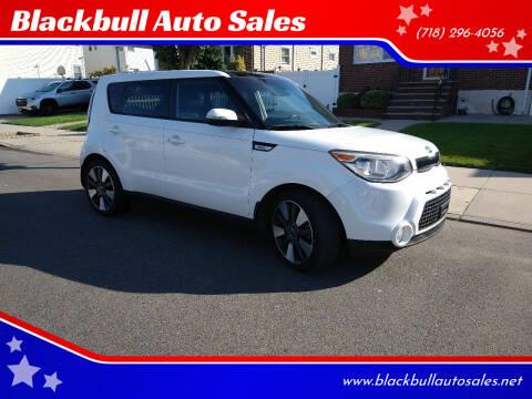 2014 Kia Soul for sale at Blackbull Auto Sales in Ozone Park NY