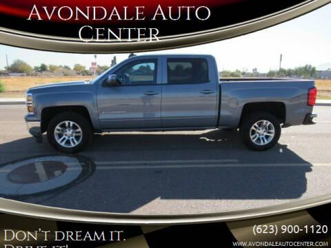 2015 Chevrolet Silverado 1500 for sale at Avondale Auto Center in Avondale AZ