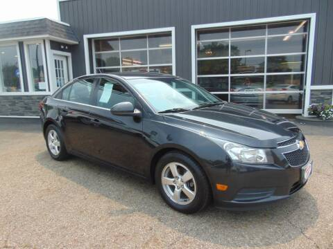 2014 Chevrolet Cruze for sale at Akron Auto Sales in Akron OH