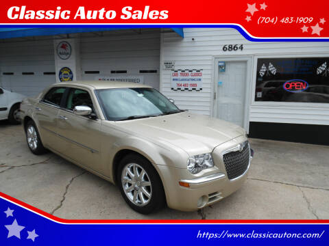 2010 Chrysler 300 for sale at Classic Auto Sales in Maiden NC