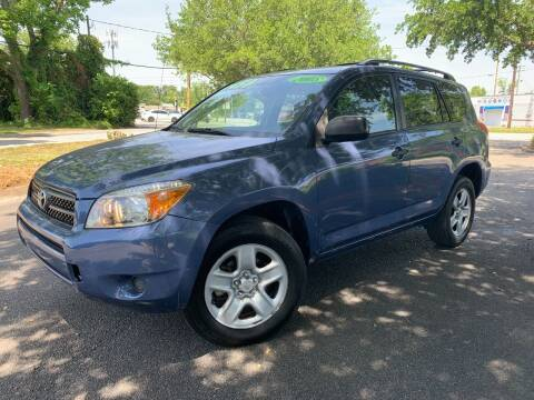 2008 Toyota RAV4 for sale at Seaport Auto Sales in Wilmington NC