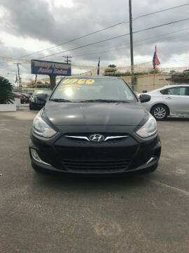 2012 Hyundai Accent for sale at Bobby Lafleur Auto Sales in Lake Charles LA
