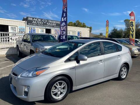 2011 Toyota Prius for sale at Black Diamond Auto Sales Inc. in Rancho Cordova CA