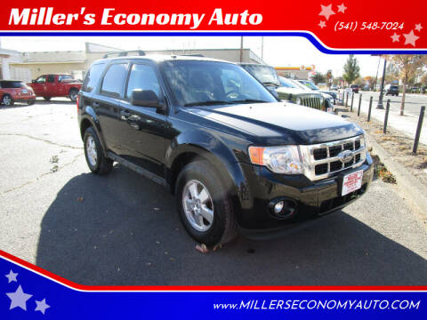 2011 Ford Escape for sale at Miller's Economy Auto in Redmond OR