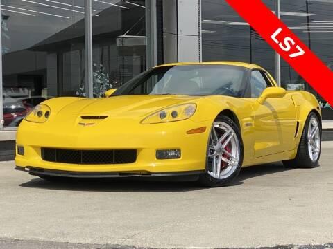 2006 Chevrolet Corvette for sale at Carmel Motors in Indianapolis IN