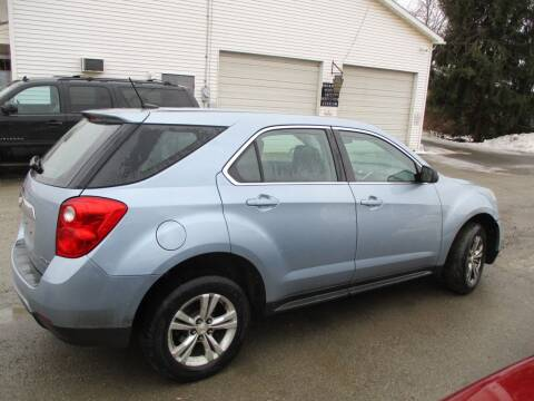 2014 Chevrolet Equinox for sale at ROUTE 119 AUTO SALES & SVC in Homer City PA