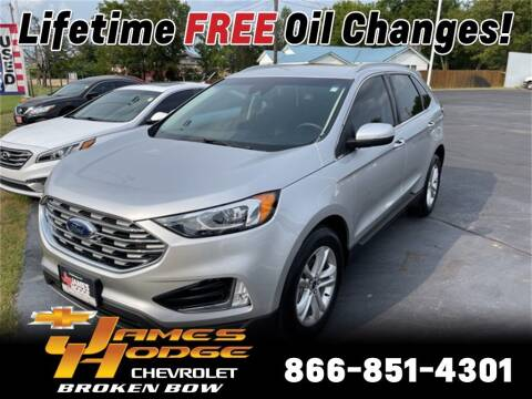 2019 Ford Edge for sale at James Hodge Chevrolet of Broken Bow in Broken Bow OK