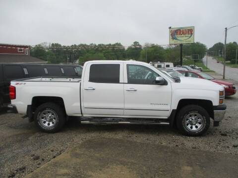 2014 Chevrolet Silverado 1500 for sale at Schrader - Used Cars in Mount Pleasant IA