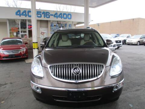 2011 Buick Enclave for sale at Elite Auto Sales in Willowick OH