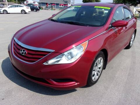 2011 Hyundai Sonata for sale at Ideal Auto Sales, Inc. in Waukesha WI