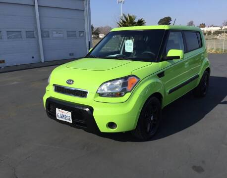 2010 Kia Soul for sale at My Three Sons Auto Sales in Sacramento CA