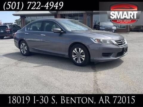 2015 Honda Accord for sale at Smart Auto Sales of Benton in Benton AR