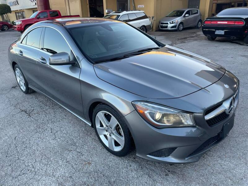 2015 Mercedes-Benz CLA for sale at Austin Direct Auto Sales in Austin TX