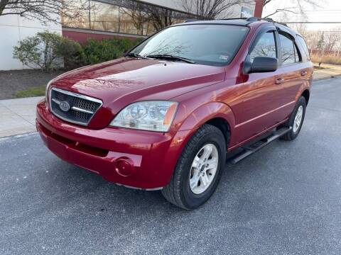 2004 Kia Sorento for sale at Northeast Auto Sale in Wickliffe OH