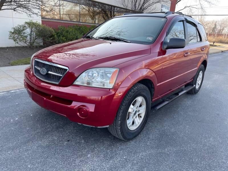 2004 Kia Sorento for sale at Northeast Auto Sale in Wickliffe OH