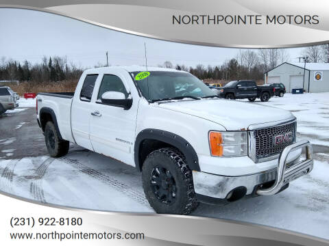 2008 GMC Sierra 1500 for sale at Northpointe Motors in Kalkaska MI