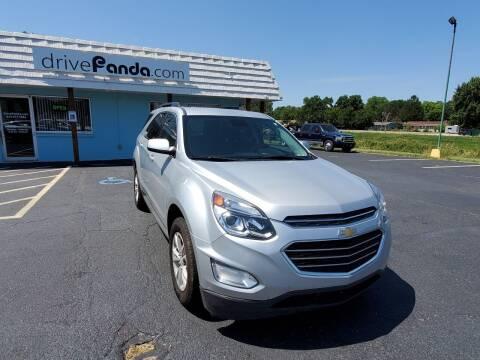 2017 Chevrolet Equinox for sale at DrivePanda.com in Dekalb IL