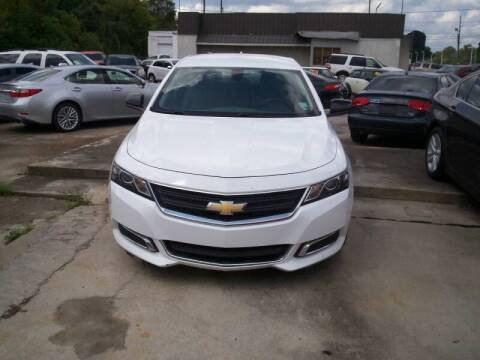 2017 Chevrolet Impala for sale at Louisiana Imports in Baton Rouge LA