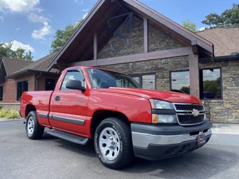 2007 Chevrolet Silverado 1500 Classic for sale at Auto Solutions in Maryville TN