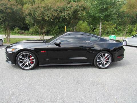 2015 Ford Mustang for sale at Pristine Auto Sales in Monroe NC
