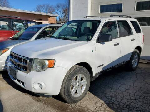 2008 Ford Escape Hybrid for sale at Ericson Auto in Ankeny IA