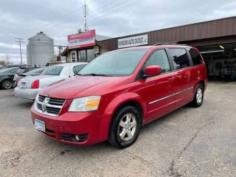 2009 Dodge Grand Caravan for sale at WINDOM AUTO OUTLET LLC in Windom MN