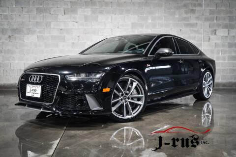 2016 Audi RS 7 for sale at J-Rus Inc. in Macomb MI