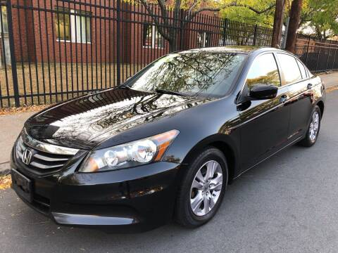 2012 Honda Accord for sale at Commercial Street Auto Sales in Lynn MA
