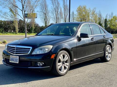 2010 Mercedes-Benz C-Class for sale at Silmi Auto Sales in Newark CA