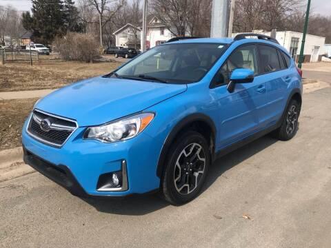 2016 Subaru Crosstrek for sale at ONG Auto in Farmington MN