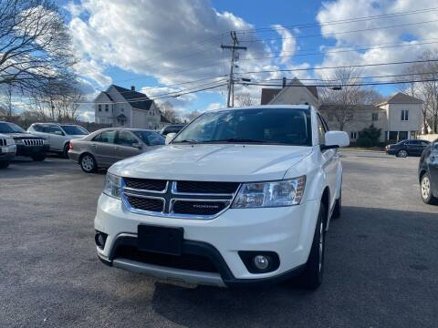 2011 Dodge Journey for sale at Auto Gallery in Taunton MA