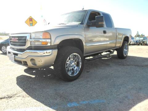 2003 GMC Sierra 2500HD for sale at Mountain Auto in Jackson CA