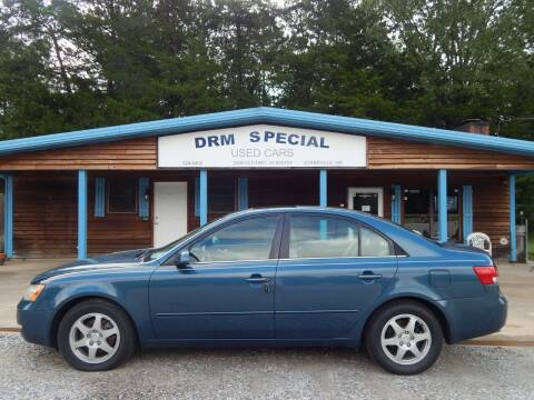 2006 Hyundai Sonata for sale at DRM Special Used Cars in Starkville MS