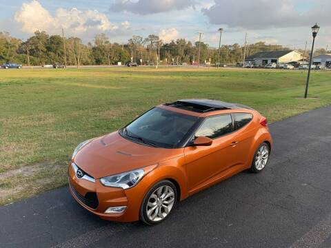 2012 Hyundai Veloster for sale at ICar Florida in Lutz FL