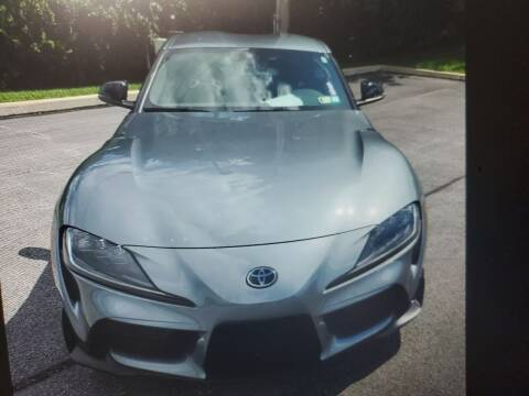 2021 Toyota GR Supra for sale at OFIER AUTO SALES in Freeport NY
