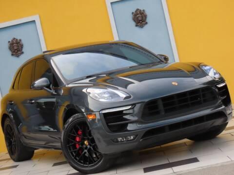 2018 Porsche Macan for sale at Paradise Motor Sports LLC in Lexington KY