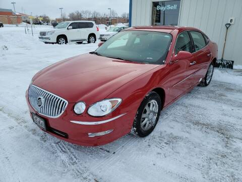 2008 Buick LaCrosse for sale at CFN Auto Sales in West Fargo ND