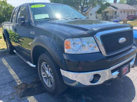 2008 Ford F-150 for sale at Zs Auto Sales in Kenosha WI