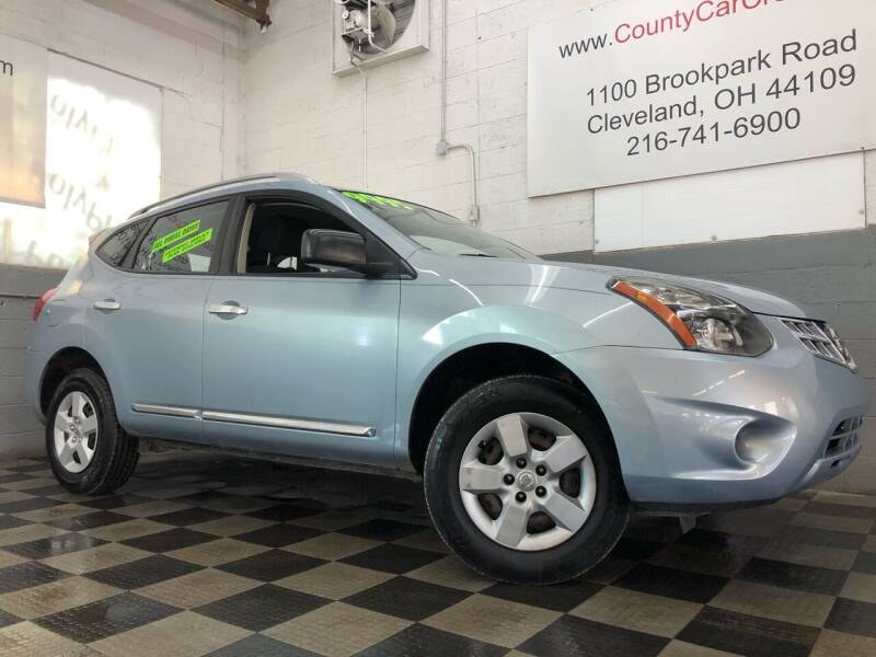 2015 Nissan Rogue Select for sale at County Car Credit in Cleveland OH